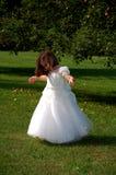 Tanzen-Mädchen Stockfotos