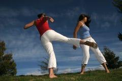 Tanzen-Mädchen lizenzfreies stockfoto