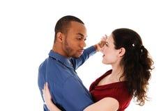 Tanzen-Paare Stockfoto