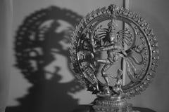 Tanzen Shiva Natraj lizenzfreies stockbild