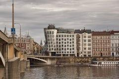 Tanzenhaus Stockfoto