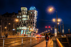 Tanzenhaus Lizenzfreie Stockfotografie