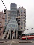 Tanzenhaus, Prag Stockfotos