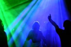 Tanzenleute Lizenzfreies Stockbild
