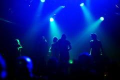 Tanzenleute Stockfoto