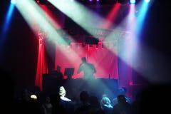Tanzenleute Lizenzfreie Stockfotos