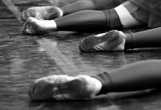 Tanzenmomente Lizenzfreie Stockbilder