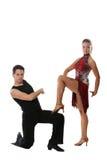 Tanzenpaare Stockfotos