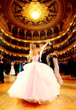 Tanzenpaare stockfoto