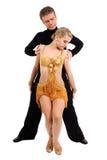 Tanzenpaare lizenzfreie stockfotografie