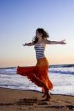 Tanzenschönheit Lizenzfreies Stockbild