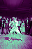 Tanzkampf Stockbilder