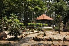 Tao Dan Park in Ho Chi Minh. Vietnam.  Stock Image