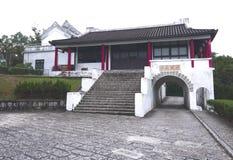 Tao Fong Shan Church royaltyfria foton