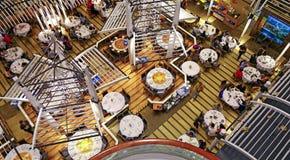 Tao heung, guangdong hotpot dim sum restaurant in hong kong Stock Photography
