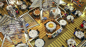 Tao heung, guangdong hotpot dim sun restaurant in hong kong Stock Photos