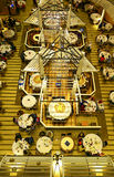 Tao heung hotpot dim sun restaurant in hong kong Stock Image
