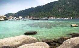 Tao lagoon Royalty Free Stock Photo
