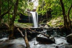 Tao Pun waterfall Stock Image
