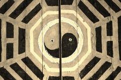 Tao-Symbol lizenzfreie stockbilder