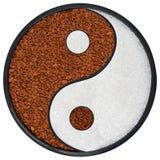 Tao-Symbol Stockbild