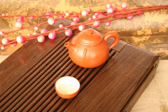 THE TAO OF TEA. FOR CALMNESS OF YOUR HEART Stock Photography
