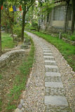 Tao - The Pathless Path And Landscape Design Royalty Free Stock Photography