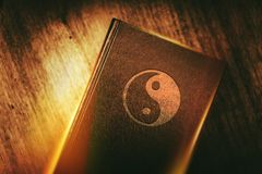 Taoism Book of Harmony Stock Photos
