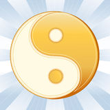 Taoism Symbol Royalty Free Stock Photo