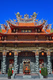 Taoism Temple in Tainan, Taiwan Royalty Free Stock Photos