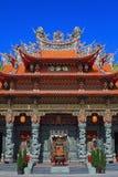 Taoism Temple in Tainan, Taiwan Royalty Free Stock Photos