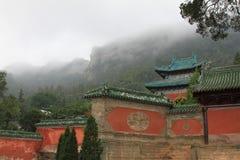 taoist фарфора зданий Стоковое Изображение