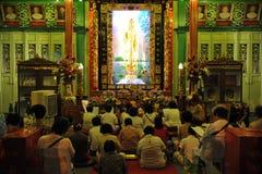 Taoist Heiligdom Stock Foto's