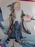 Taoist Immortal Royalty Free Stock Images