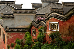 Taoist klooster Royalty-vrije Stock Foto