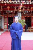 Taoist priest Royalty Free Stock Image