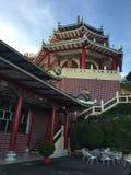 Taoist tempel Royalty-vrije Stock Afbeelding