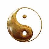 Taoistic symbol Royalty Free Stock Images