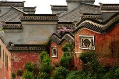 Taoistkloster Royaltyfri Foto
