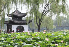 Taoranting park w Pekin Zdjęcia Royalty Free