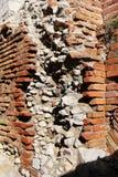 taormina,废墟古希腊剧院  库存图片