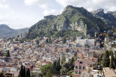 Taormina Royalty Free Stock Photos
