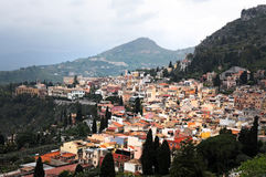 Taormina Royalty Free Stock Images