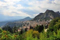 Taormina Photographie stock libre de droits