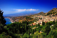 Free Taormina Royalty Free Stock Photo - 24299985