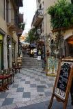 Taormina Image libre de droits