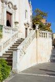 Taormina Royalty Free Stock Photography