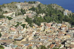 Taormina, City Royalty Free Stock Photos