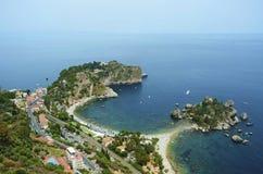Taormina - Italië Royalty-vrije Stock Fotografie