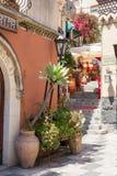 Taormina Royalty Free Stock Photos